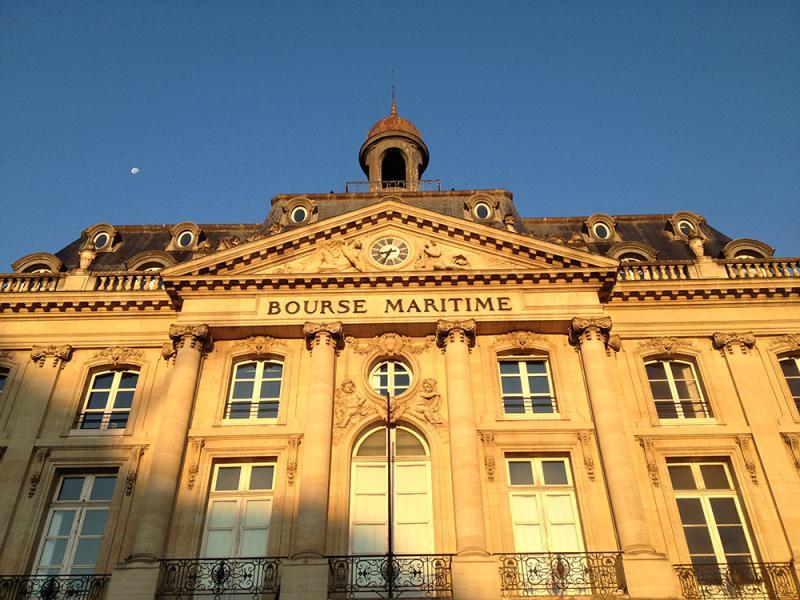 Bourse maritime - extérieur 1