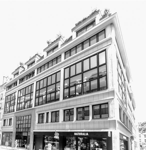 Immeuble rue de Bayen