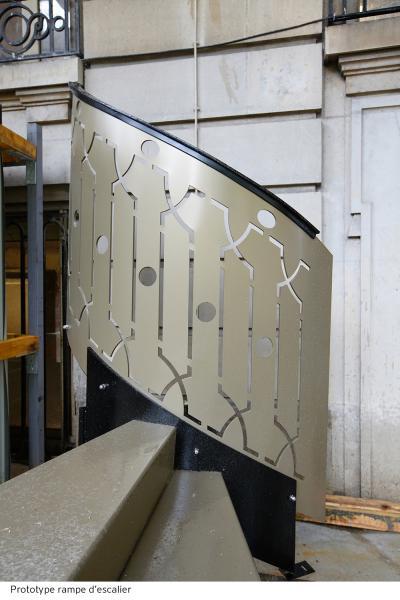 Prototype rampe 2